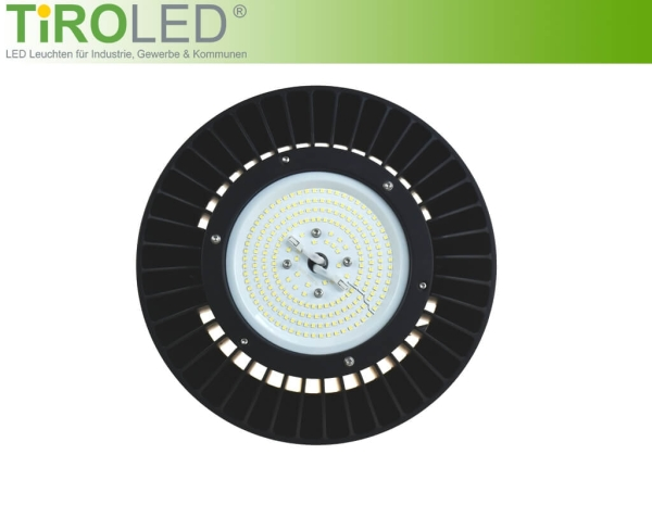 "150 Watt LED Hallenleuchte | 120° Abstrahlwinkel | 21000 lm | 6000 K | IP65 | ""Taurus"" by Tiroled"