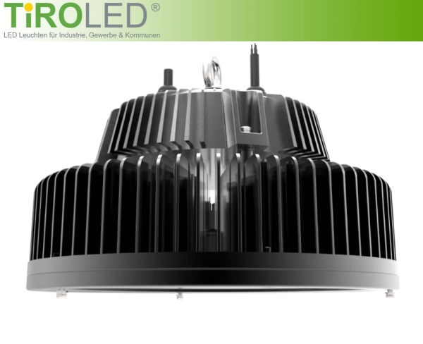 "150 Watt LED Hallenleuchte | 120° Abstrahlwinkel | 22500 lm | 4000 K | IP65 | ""Stratos"" by Tiroled"